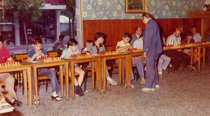 Salvador Camp, un històric dels escacs molletans, ha expirat avui